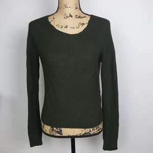 RACHEL ROY | S Sweater with full back zip detail